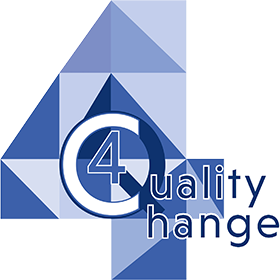 Quality for Change Retina Logo